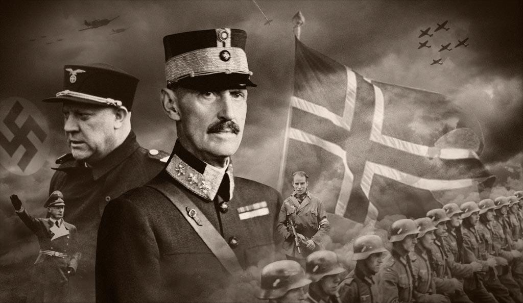 Krigens skjebner plakatbilde