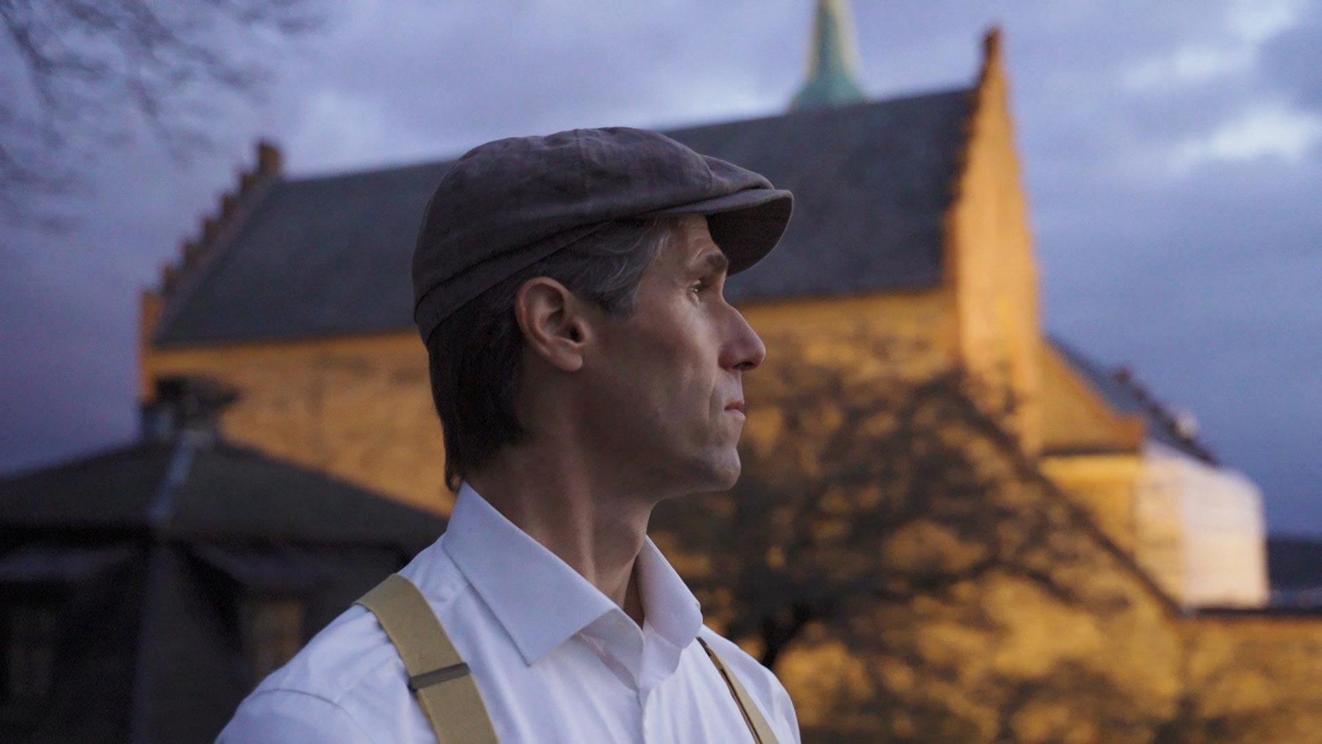 Ross Kolby på Akershus festning